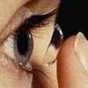 Researcher Eyes Display on Contact Lens