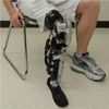 The Future of Prosthetics Could Be This Brain-Controlled Bionic Leg