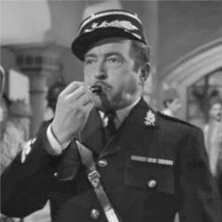Claude Rains, Casablanca