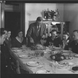 Thanksgiving, 1942