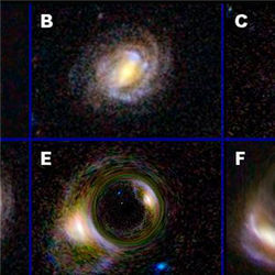 Comparing galaxies