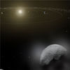 Herschel Telescope Detects Water on Dwarf Planet