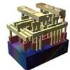 Scientist Developing 3D Chips to Expand Capacity of Microprocessors
