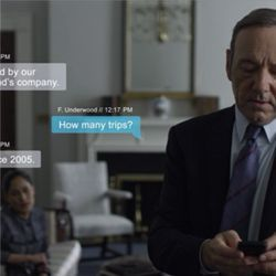 House Of Cards Texting