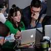 Google Glass Hackathon Spawns Bizarre No-Touch Apps