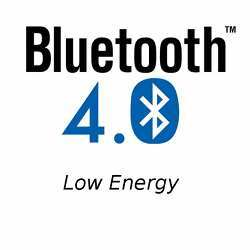 The Bluetooth logo.