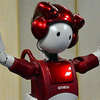 Hitachi Unveils Robot With a Sense of Humor