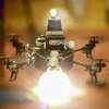 Drone Lighting: Autonomous Vehicles Could Automatically Assume the Right Positions for Photographic Lighting
