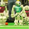 No Guts, All Glory at Robot Soccer World Cup