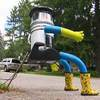 Hitchhiking Robot Embarks on Cross-Country Trek From Halifax to Victoria