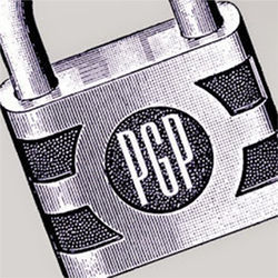 PGP lock