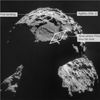 Rosetta: Concerns For Comet Lander After ­neven Landing