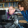 Intel ­pgrades Stephen Hawking's Portal to the World
