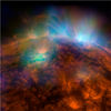 Sun Sizzles in High-Energy X-Rays