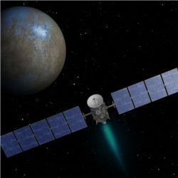 Dawn spacecraft heading toward Ceres