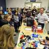 Lincoln Laboratory Hosts First 'make Your Own Wearables' Workshop For High-School Girls