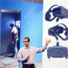 How Facebook's Chief Geek Will Meld Reality with the Oculus