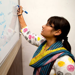 Decoding Femininity in Computer Science in India, illustrative photo