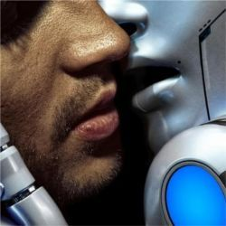 Robot, virtual reality sex