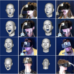 Oculus Rift faces