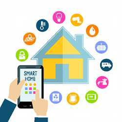 smart homes incorporate systems to control climate lighting security and other systems - New Home Technologies