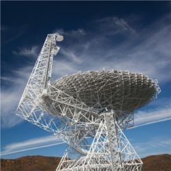 Green Bank Telescope, West Virginia