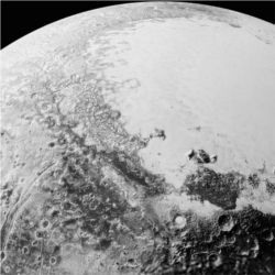 Pluto from New Horizons spacecraft