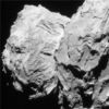 How Rosetta's Comet Got Its Shape
