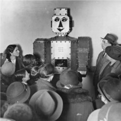 Fortune-telling robot