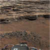 Rocks Rich in Silica Present Puzzles For Mars Rover Team