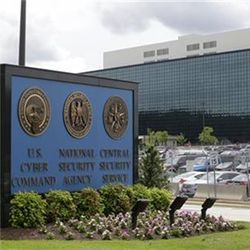 National Security Agency campus, Ft. Meade, Md.