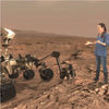 'mixed Reality' Technology Brings Mars to Earth