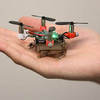 Tiny Little Multi-Modal Picobug Walks, Flies, Grabs Stuff