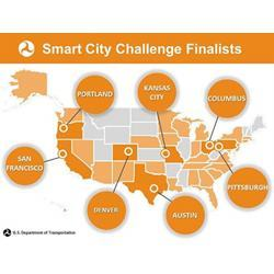 Smart City Challenge >> 7 Cities Head For Smart City Transportation Challenge Finals