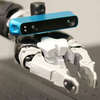 Robot's In-Hand Eye Maps Surroundings, Determines Hand's Location