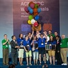 And the 2016 ICPC Winner Is . . .