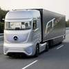 Self-Driving Truck Acts Like an Animal