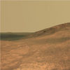 Rover Opportunity Wrapping ­p Study of Martian Valley