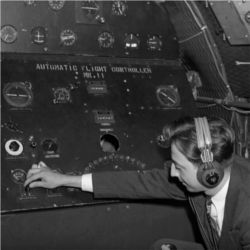 Automatic flight controller, 1947
