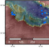 Mars Canyons Study Adds Clues About Possible Water