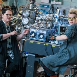 Ghostbusters MIT lab
