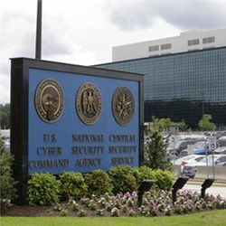 NSA campus, Fort Meade, MD