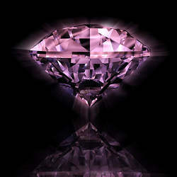 Diamond crystals may be used in quantum computing.