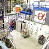 Ephemeral Antimatter Atoms Pinned Down in Milestone Laser Test