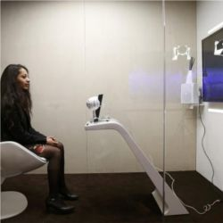 SARA socially aware robot assistant