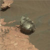 Curiosity Finds An(other) Alien Visitor on Mars