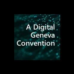 The need for a Digital Geneva Convention.