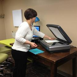 Office scanners can pose security risks.