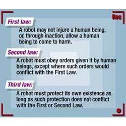 Why Asimov S Laws Of Robotics Should Be Updated For The 21st Century