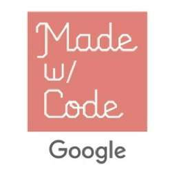 The Made with Code logo.